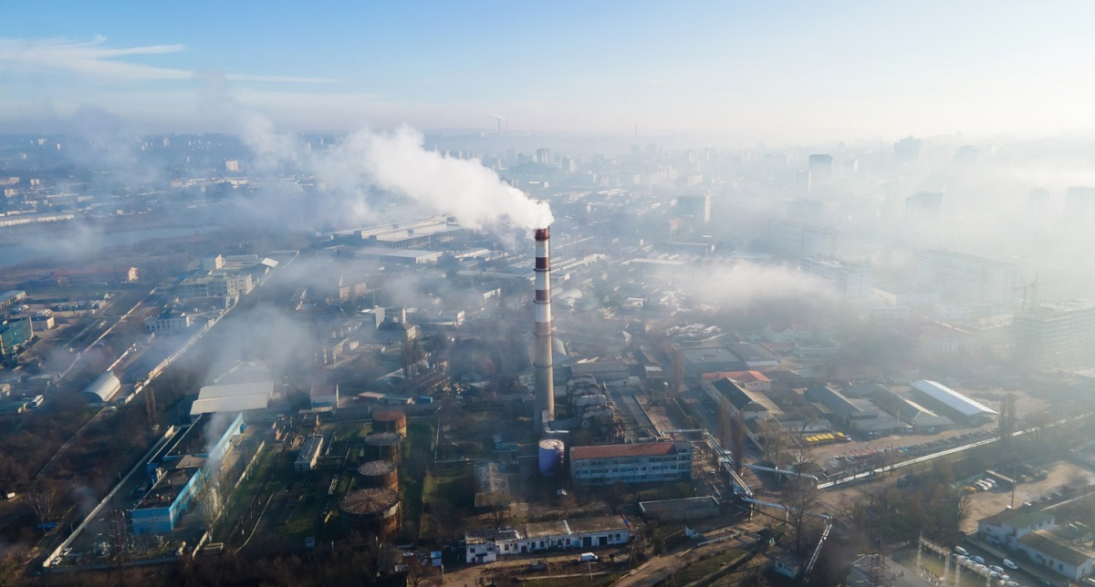 Emisie v ovzduší