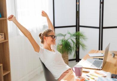 Time management pri home office práci